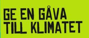 klimatgift