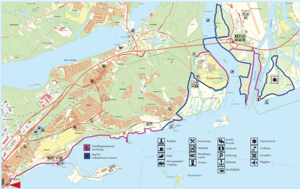 Timrå kustvandring Etapp 1